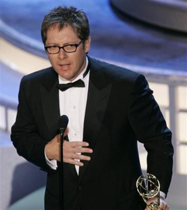 James Spader wins the Emmy!