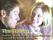 """The Stickup"" movie clip (10:43)"